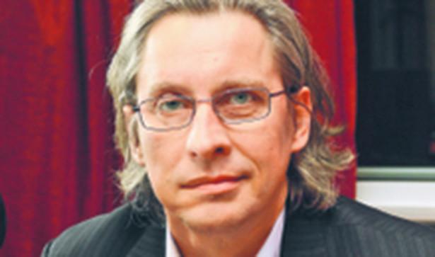 Wojciech Sobieraj, prezes Alior Banku. Fot. Wojciech Górski