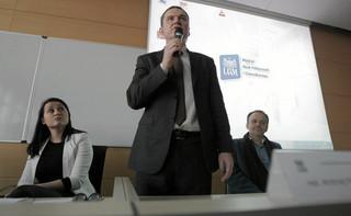 Andrzej Poczobut zatrzymany w Grodnie