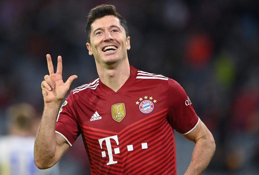 Dla Lewandowskiego będzie to kolejna okazja do podtrzymania świetnej strzeleckiej passy (w Bundeslidze zdobył w 4 meczach 6 bramek).