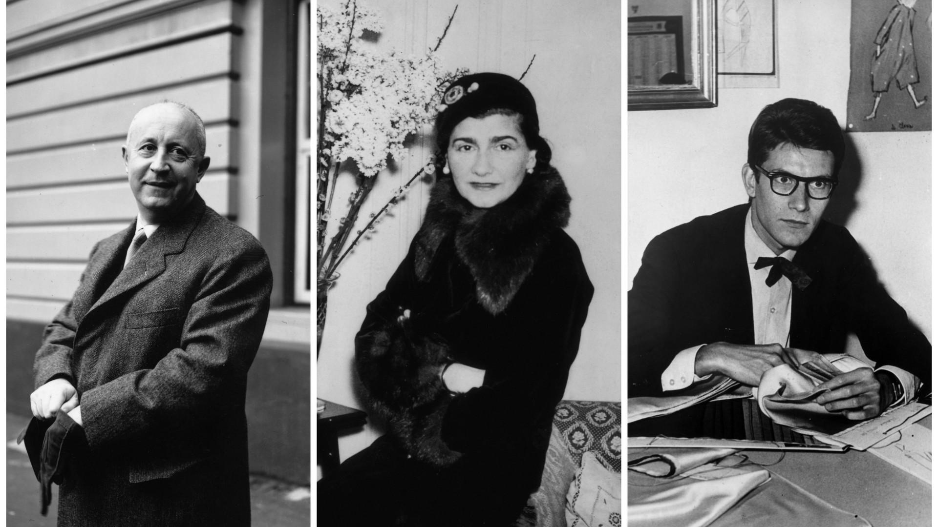 dfe03076a0 Životy svetových módnych návrhárov  Coco bola nacistickou špiónkou a Dior  zomrel pri sexe