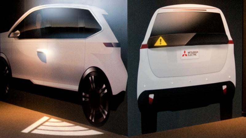 Mitsubishi udoskonala samochodowe kierunkowskazy