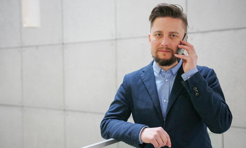 Krzysztof Cieszyński, regionalny rzecznik prasowy ZUS województwa pomorskiego