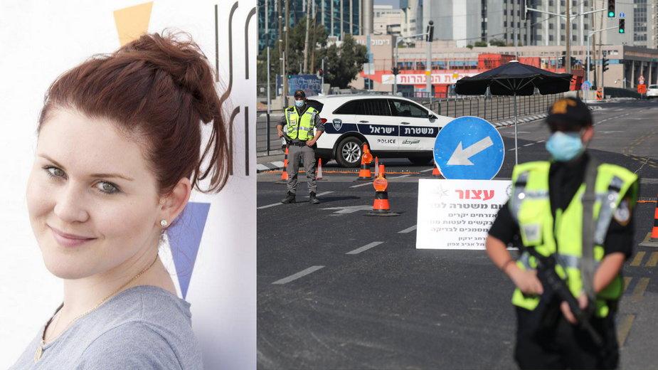 Karolina Mints / Ulice Izraela dzisiaj