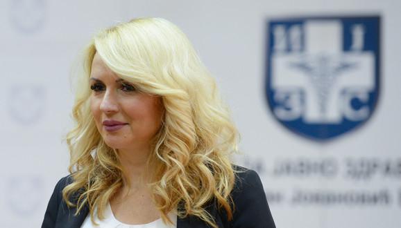 Darija Kisić-Tepavčević, direktorka Instituta za javno zdravlje