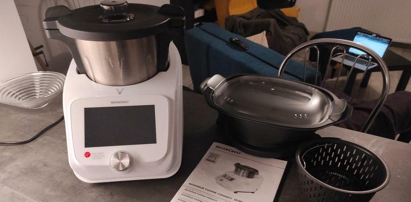Test robota kuchennego z Lidla Monsieur Cuisine. Co potrafi robot za 1599 zł?