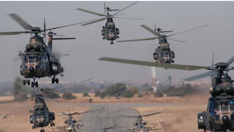 W ćwiczeniach weźmie udział 90 tys. ludzi, 900 czołgów i 400 samolotów