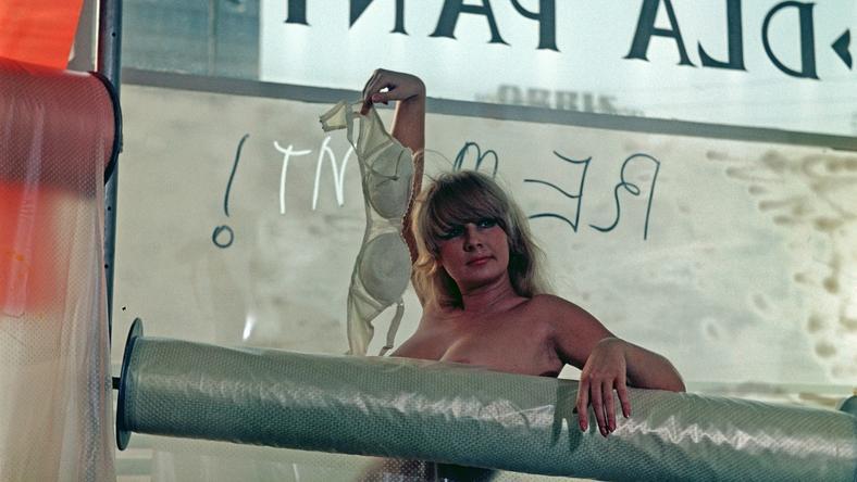 """Halina Kowalska: """"polska Brigitte Bardot"""""""