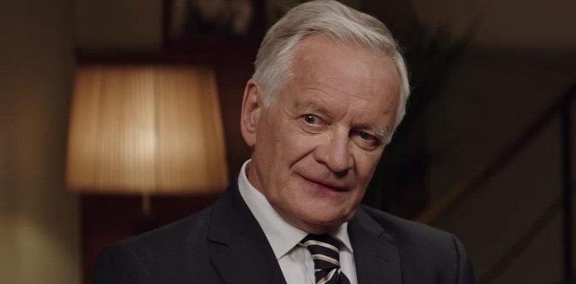 """Seweryn dołączył do """"Ucha Prezesa"""". Zagrał kontrowersyjnego polityka"""