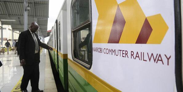 Nairobi commuter railway
