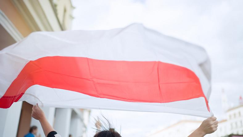 Białoruś. Protest opozycji