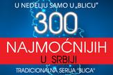 Blic lista - 300 najmoćnijih u Srbiji