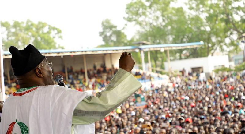 Atiku predicted to defeat President Buhari on February 16, but with slight margin