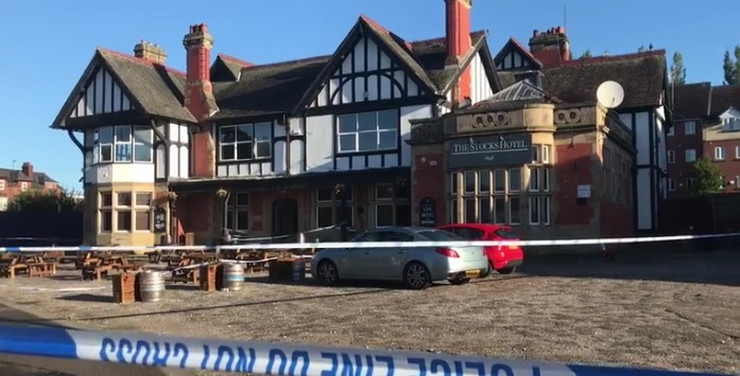 Ubistva i samoubistva na severozapadu Engleske