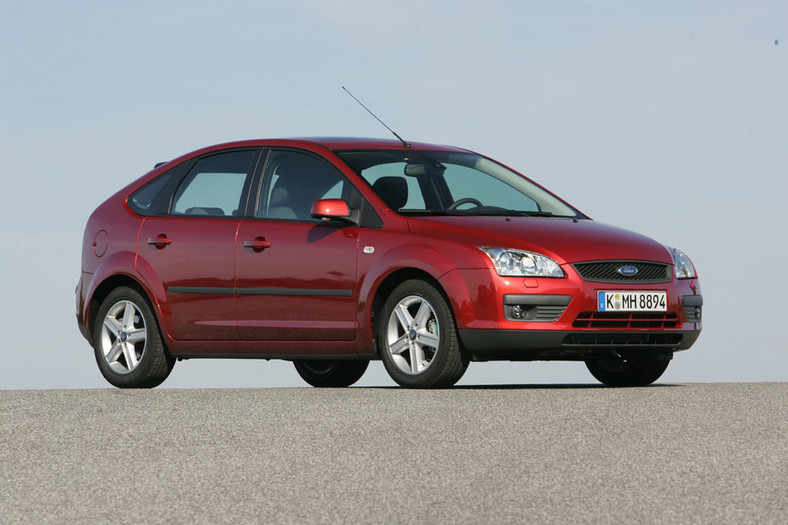 Ford Focus II 1.6 TDCi/109 KM Eco