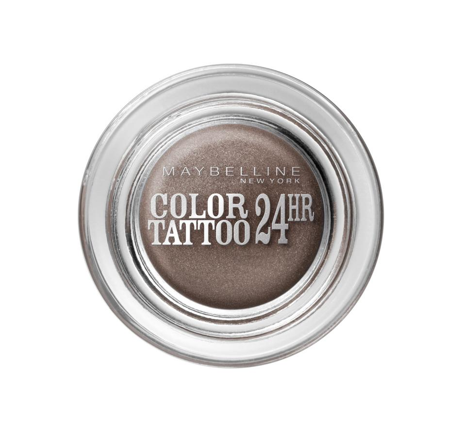Maybelline, Color Tattoo nr 40 Permanent Taupe
