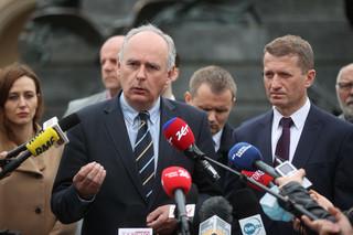 Posłowie Raś i Zalewski odwołani ze składów komisji: sportu i spraw zagranicznych