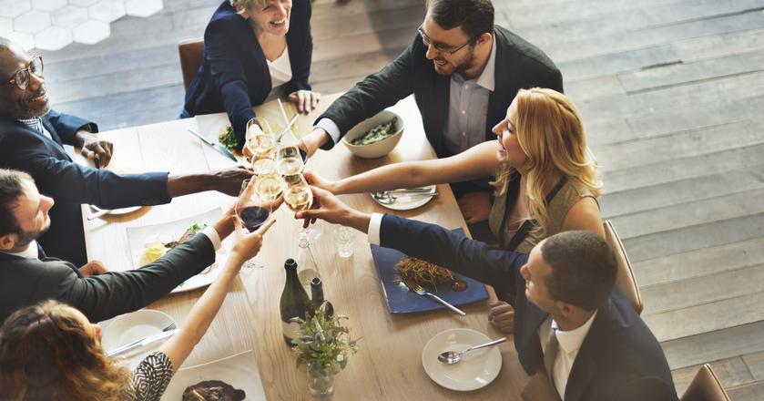 Biznesowy savoir vivre obowiązuje nas podczas spotkań w restauracjach