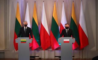 Duda: Mam nadzieję, że otwieramy nowy rozdział współpracy polsko-litewskiej