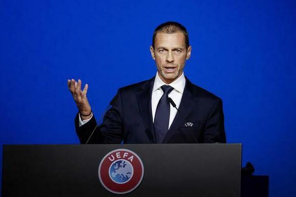 Udarne vesti, procureo plan UEFA tokom polufinala LŠ! Otkriveno: Dvogodišnje suspenzije za klubove koji nisu otišli od Superlige Evrope