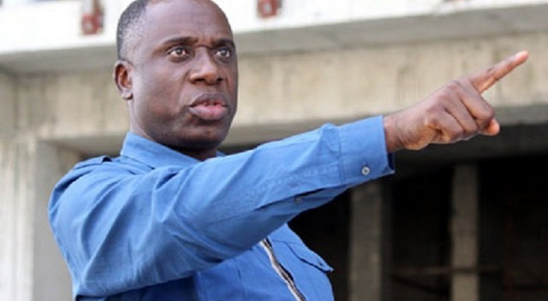 Lagos-Ibadan rail: Amaechi directs CCECC to complete Iju-Agbado section in 2 weeks