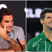 """""""ZA FEDERERA SE SVE VRTI OKO NOVCA!"""" Istina o Rodžeru i kako OBMANJUJE javnost, ovo teniseri ZAMERAJU Novaku i NEĆE lako preći preko toga!"""