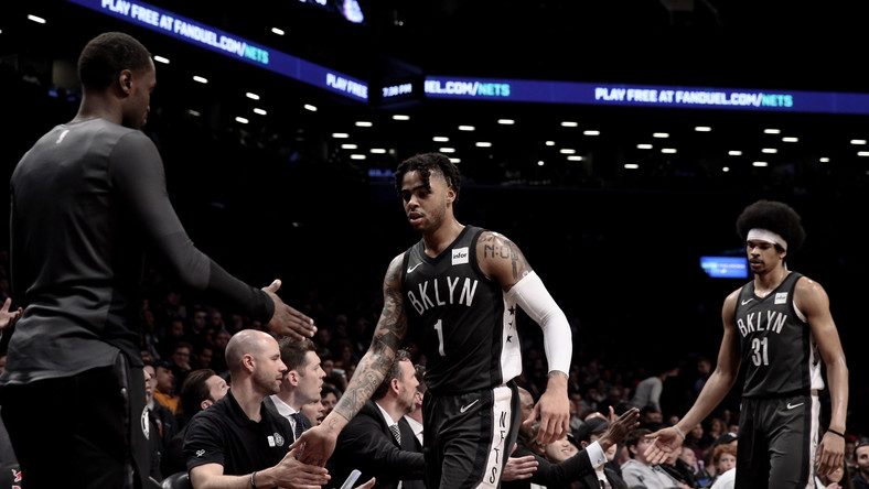 NBA: Brooklyn Nets i Orlando Magic awansowały do fazy play-off