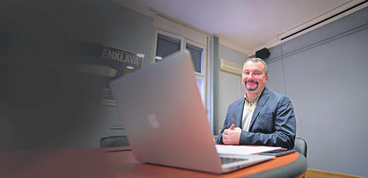 Boban Jevtić direktor Filmskog centra Srbije