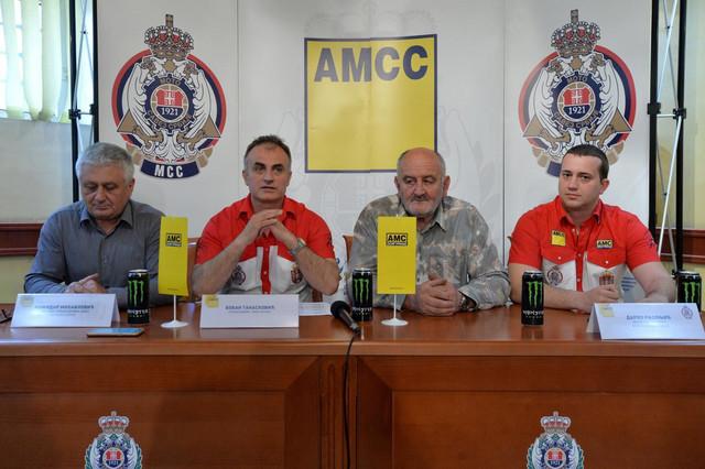 Božidar Mihajlović, Boban Tanasković, Ljubiša Kokotović, Darko Radonjić