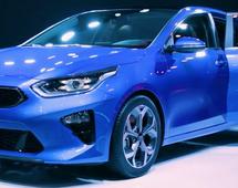 Genewa 2018 – Kia zaprezentowała kolejną generację modelu Ceed