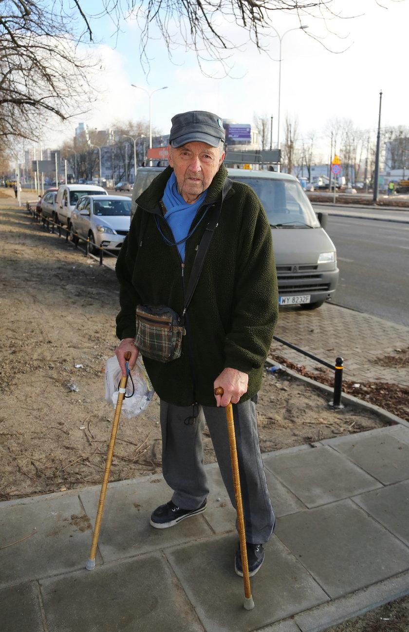 Lech Czekajewski (87 l.)