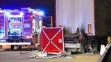 Tragedia na S8. Zginął kierowca taksówki