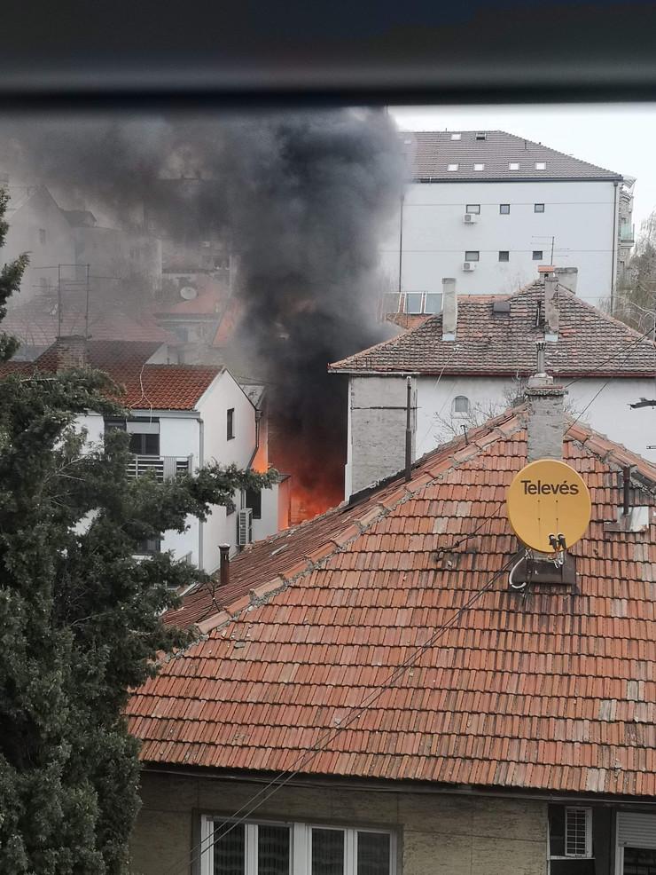 Bačena bomba na Dušanovcu
