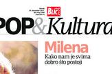 Pop kultura cover Milena