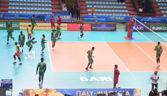Dvorana u Bariju, u kojoj će naši odbojkaši igrati protiv SAD-a na Svetsko prvenstvo