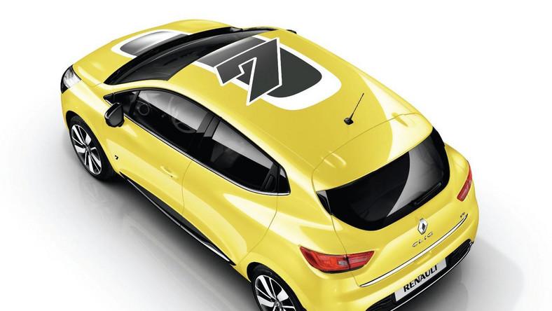 Nowy model clio zadebiutuje jesienią w czasie salonu samochodowego w Paryżu...