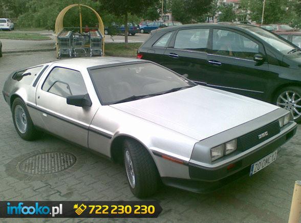 Unikatowe auto złapane na polskiej ulicy!