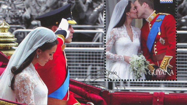 Panowie marzą o królewskim ślubie