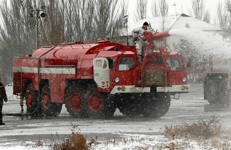 rusija  vatrogasci