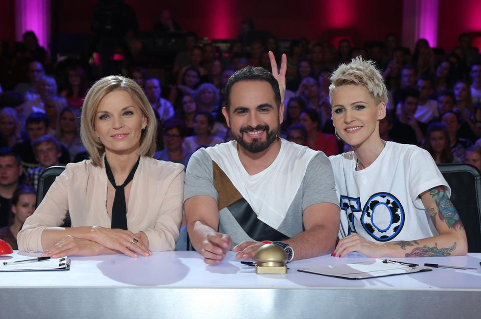 "Jurorzy na castingach do ""Mam talent 9"""