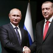 """""""SNAŽNOM ČOVEKU TREBA ŽRTVENI JARAC"""" Erdogan ima TEORIJU ZAVERE za kojom ne kaska ni Putin"""