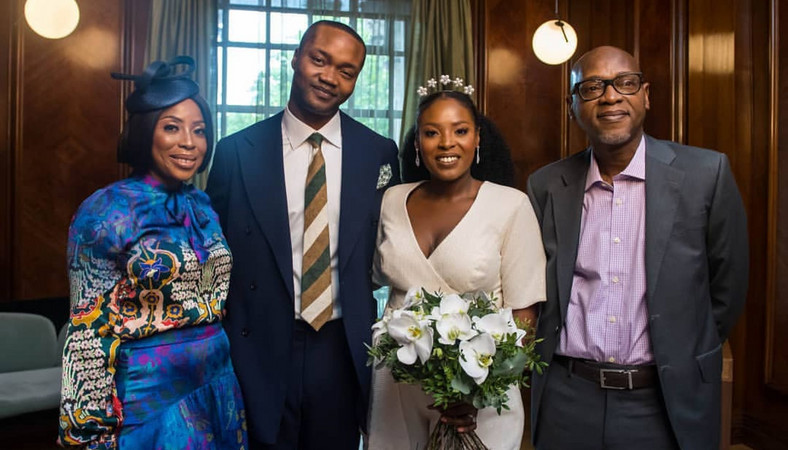 Court wedding saves money and time [Nollywood Community]