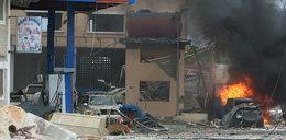 Kolejny krwawy zamach - terroryści zajęli hotel, rzucali granatami w policję