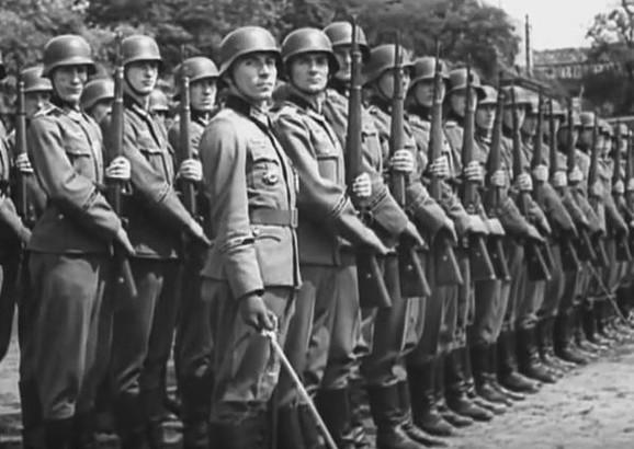 Nacistička vojska