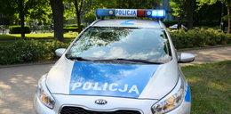 Pijany szef antyterrorystów prowadził radiowóz. Policja i prokuratura milczały