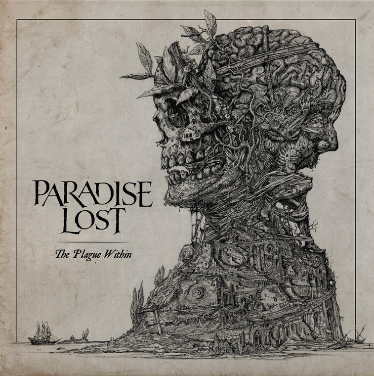 "Paradise Lost ""The Plague Within"" (2015)"
