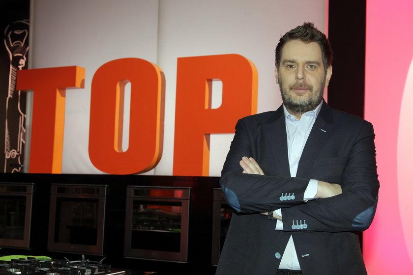Wojciech Modest-Amaro w programie Top Chef