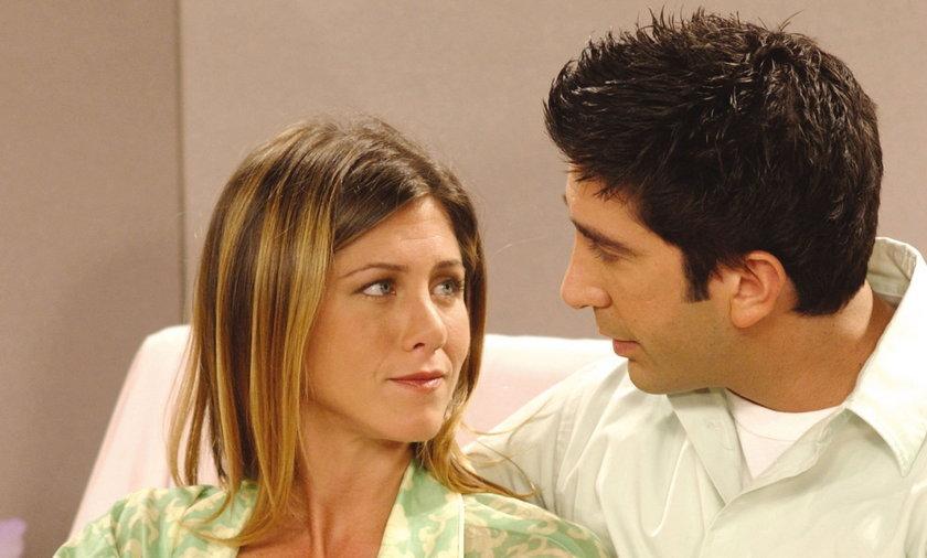 Jennifer Aniston i David Schwimmer są parą?