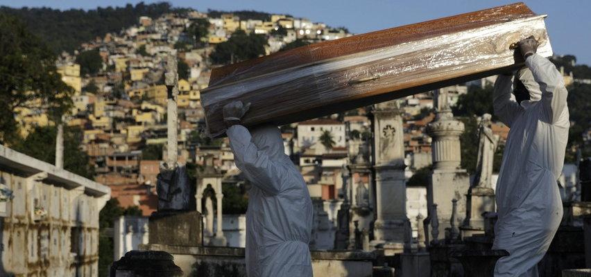 Pogrzeby w czasach zarazy. Jak wyglądają pochówki zmarłych na koronawirusa?