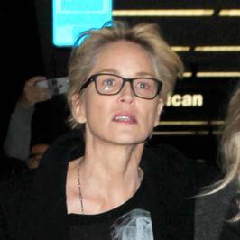 57-letnia Sharon Stone bez makijażu