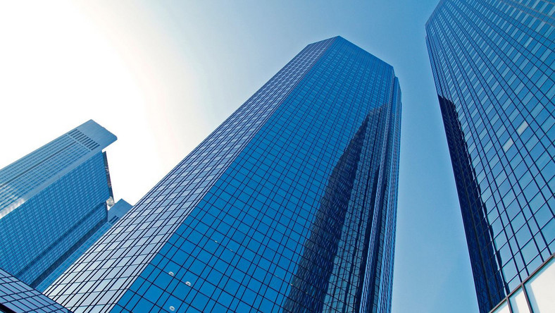 Siedziba Deutsche Banku we Frankfurcie nad Menem